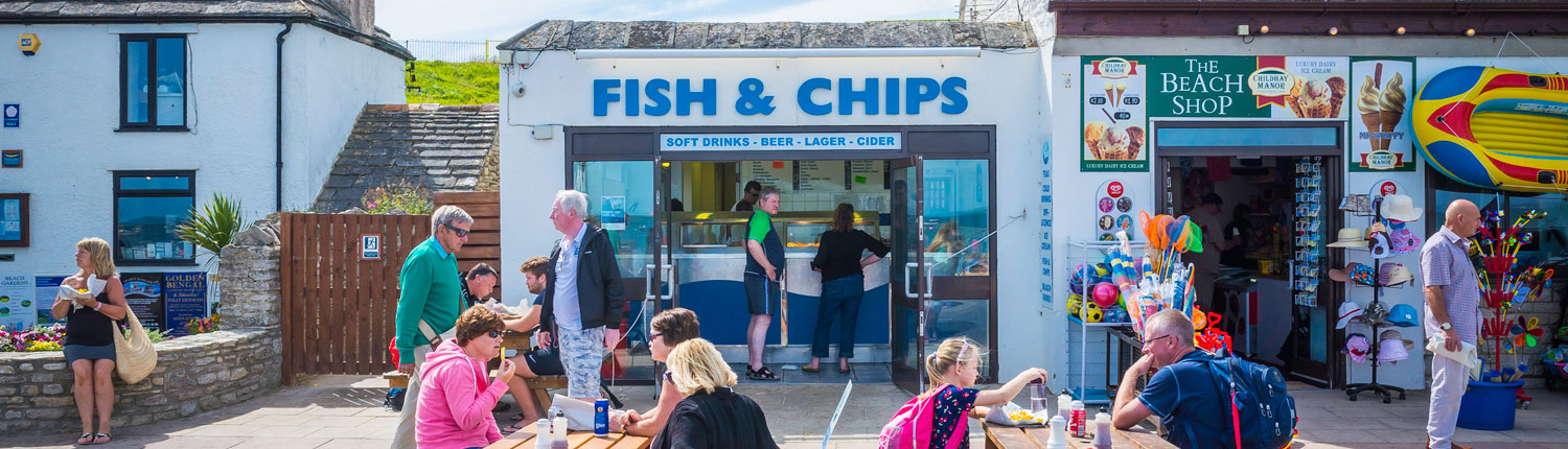 Fish and Chip Shop Finance